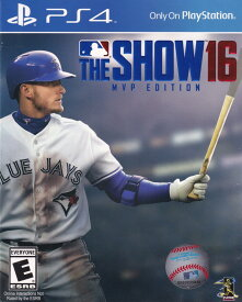 【中古】MLB The Show 16 MVP Edition 輸入版:北米