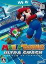 【中古】マリオテニス ウルトラスマッシュ/Wii U/WUPPAVXJ/A 全年齢対象