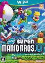 【中古】New スーパーマリオブラザーズ U/Wii U/WUPPARPJ/A 全年齢対象