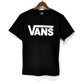 VANS バンズ 半袖 Tシャツ ベーシック クラシック ロゴ プリント Tシャツ VANS-MT01 Classic Logo S/S TEE スケボー mens メンズ ladys レディース ユニセックス シンプル トップス カジュアル スケーター スケート ストリート アメカジ 大きいサイズ LL 2L XL Tシャツ 通販