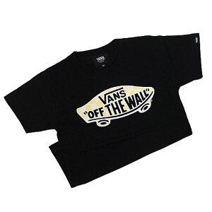 VANS(バンズ) Banana OTW Boys S/ST-Shirts バナナ オフザウォール プリント ボーイズ 半袖 Tシャツ キッズ ジュニア S/S TEE ショートスリーブ SK8 スケート スケボー 子供 用 子ども カジュアル ガールズ
