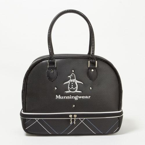 【Munsingwear (マンシングウェア)】ボストンバッグサイズ:フリー