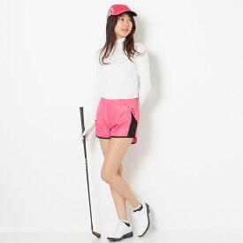 【SALE】スキンズ ショートパンツ レディース 全2色 M/L SKINS 女性 撥水 ゴルフウェア かわいい オシャレ 大きいサイズ レジャー コース 春 夏