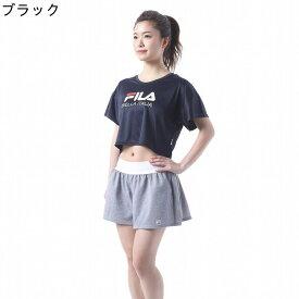 【FILA (フィラ)】ロゴTシャツ4点セット 3色展開:ブラック/ネイビー/ホワイト サイズ:7号/9号/11号/13号