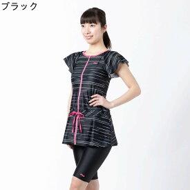 【FILA (フィラ)】FILA 2点タンキニ 3色展開:ブラック/ネイビー/ピンク サイズ:7号/9号/11号/13号