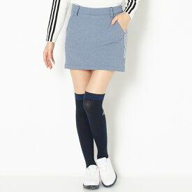 【SALE】adidas(アディダス) ヘザースコート レディース 全2色 JM/JL adidas 女性 ゴルフウェア かわいい オシャレ 大きいサイズ レジャー コース 秋 冬