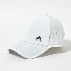 アディダスゴルフ ロゴキャップ レディース 全2色 フリー adidas Golf 女性 UPF50+ ゴルフウェア かわいい オシャレ 大きいサイズ レジャー コース 春 夏