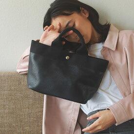 【公式】[トプカピ ブレス] TOPKAPI BREATH リプルネオレザー ミニトートバッグ