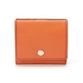 【公式】[トプカピ] TOPKAPI 角シボ型押し・折り財布 COLORATO コロラート