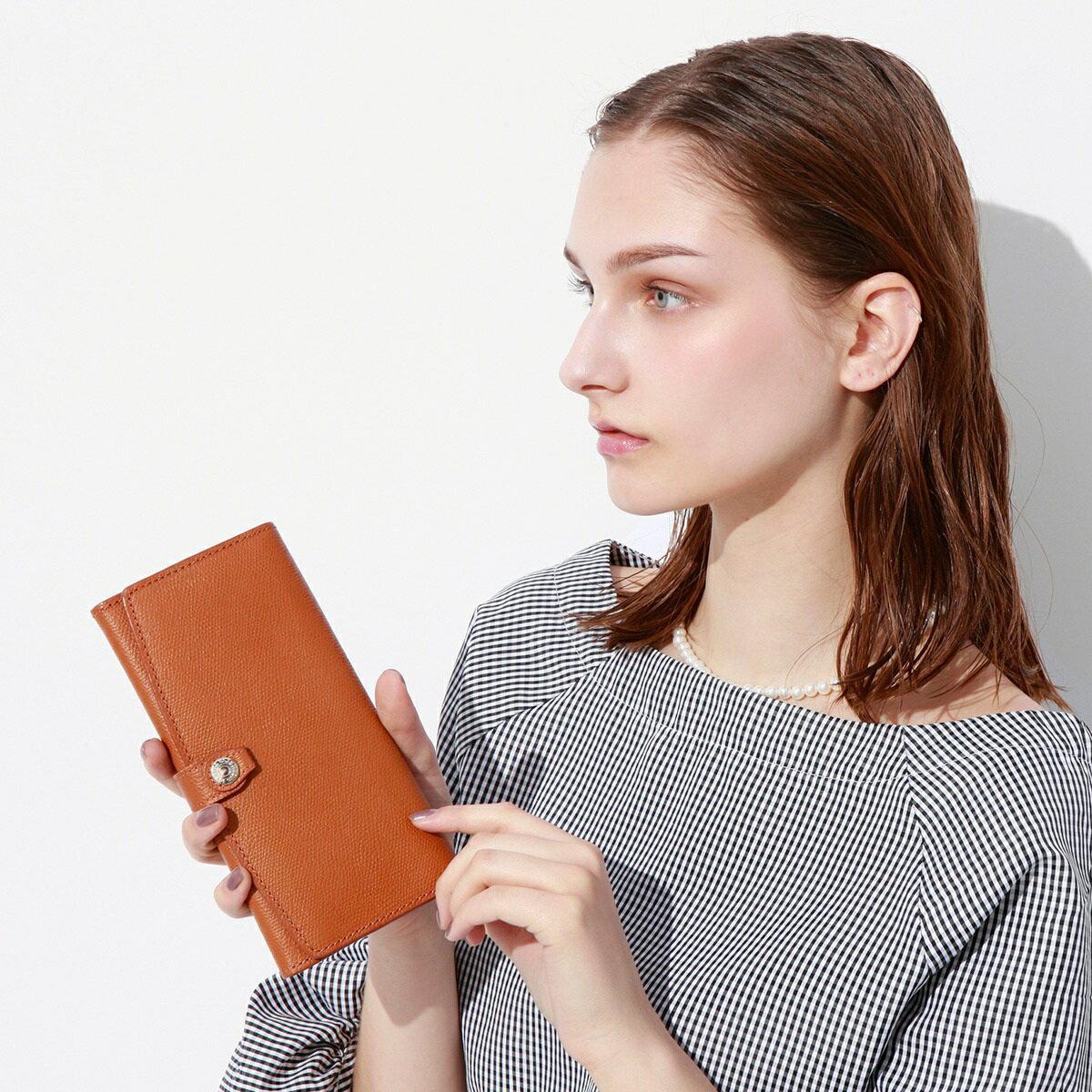 【公式】[トプカピ] TOPKAPI 角シボ型押し・長財布 COLORATO コロラート