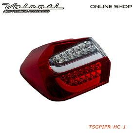 ヴァレンティ ジュエルLEDテールランプ Revo スバル XV/インプレッサスポーツ(GP系)【VALENTI JEWEL LED TAIL LAMP Revo】[TSGPIPR]