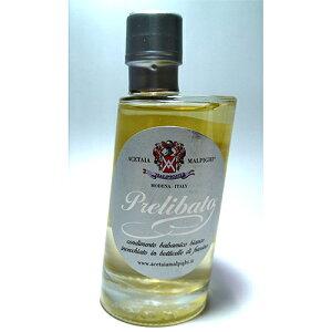 マルピーギ2プレリバート 5年熟成ホワイト バルサミコ酢 200ml【mulpighi】 バルサミコ酢 調味料
