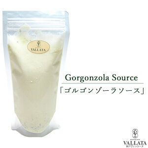 ゴルゴンゾーラソース パスタソース ブルーチーズ ゴルゴンゾーラチーズ イタリアン プロの味 濃厚 クリーミー イタリア料理 パスタ スパゲッティ ミールキット 時短 料理 無添加