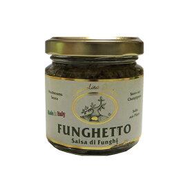 ポルチーニペースト フンゲット 80g Tartufi bianconi ポルチーニ茸 イタリア パスタ パスタソース