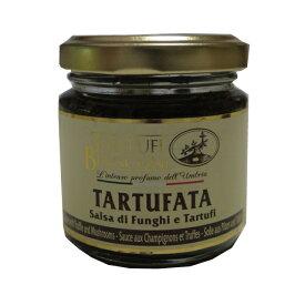 黒トリュフペースト タルトゥファータ 80g Tartufibianconi トリュフ ペースト 黒トリュフ イタリア産 ウンブリア 瓶 イタリアン パスタ カナッペ 芳醇な香り マッシュルーム