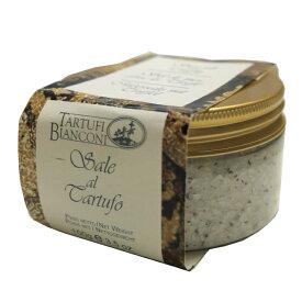 ウンブリアの黒トリュフ入り塩 Tartufi bianconi 黒トリュフ 塩 truffle パスタ イタリア