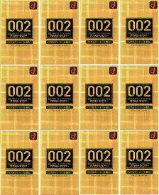 【送料無料 12箱セット】オカモトコンドーム ゼロツー0.02 リアルフィット 6個入り×12箱(合計72回分)