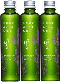 【送料無料 3本セット】日本ゼトック 日本酒化粧水 会津ほまれ化粧水 200ml入り×3本セット