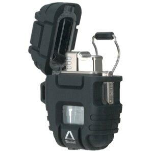 (アウトドアに最適) ウインドミル【デルタ】防水ターボライター (全3種) 防風 390-0001