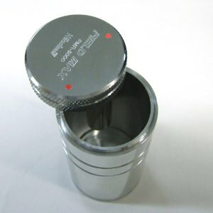 WINDMILL (ウィンドミル) 携帯灰皿 FIELDMAX5000 ワンタッチスライド式 (全4色) アルミボディ