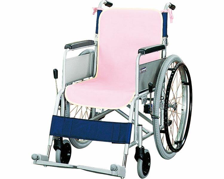 車椅子シートカバー(同色2枚入) / ピンク ケアメディックス 1組 JAN4958519321023