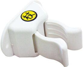 杖ホルダー つえポンR 両面テープ取付タイプ / TH-R002 オフィス・ラボ 1個 JAN4580359611974