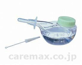 ハビナース 薬のみ器(洗浄ブラシ付) / 10741 ピジョン 1個 JAN4902508107419
