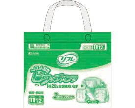 業務用 リフレ へんしん自在ピタッチパンツ LL / 15266 12枚 リブドゥコーポレーション 1袋 JAN4904585029950
