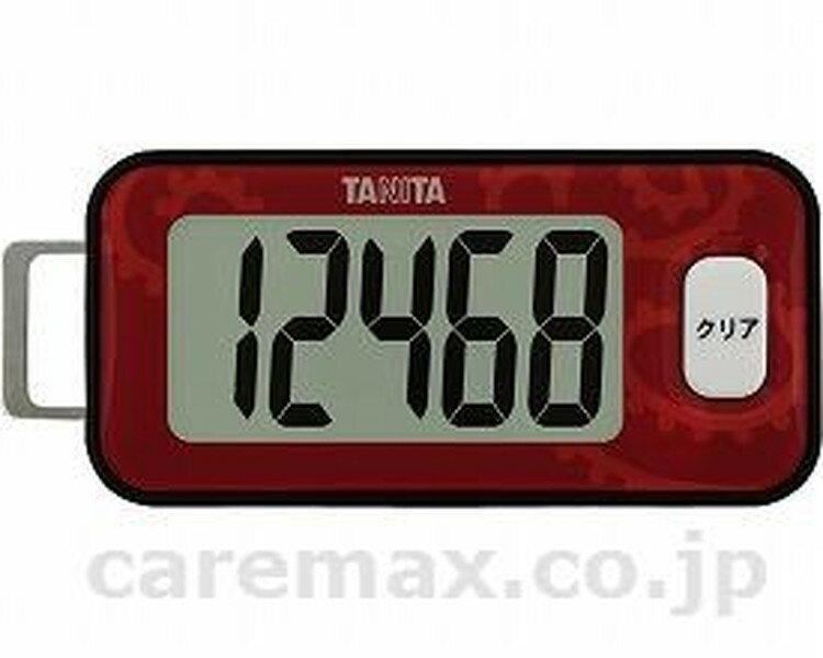 3Dセンサー搭載歩数計 / FB-731-RD アカ タニタ 1個 JAN4904785573130