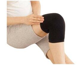 中山式肘・膝・脹脛サポーター(1枚入) / ブラック フリー 中山式産業 1枚 JAN4975974030499