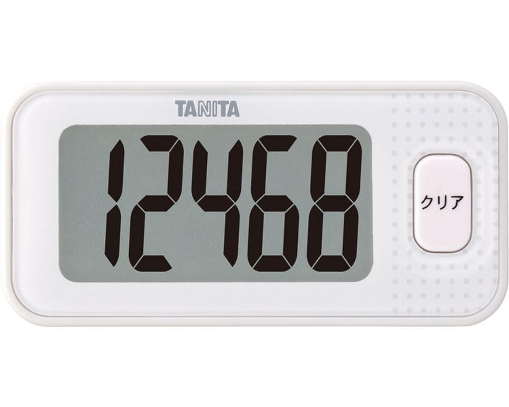 3Dセンサー搭載歩数計 / FB-740-W ホワイト タニタ 1個 JAN4904785574014