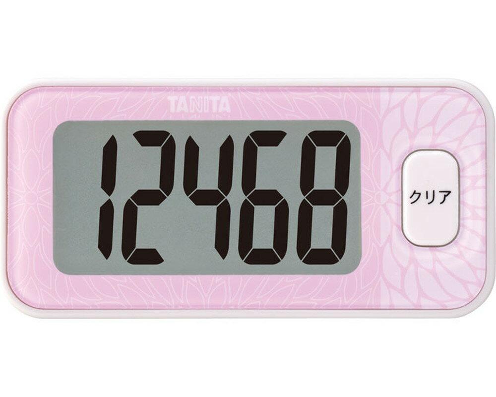 3Dセンサー搭載歩数計 / FB-740-PK ピンク タニタ 1個 JAN4904785574021