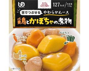 エバースマイル ムース食 鶏とかぼちゃの煮物風ムース / ES-214 115g 大和製罐 1個 JAN4580423900850