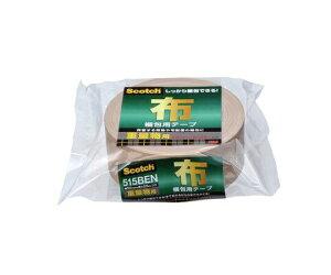 スコッチ 布梱包用テープ 重量物用 50mm×25m 515BEN 1巻