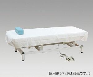 ローポジション電動診察台用 枕(ブルー)・シーツセット SET-B 1セット