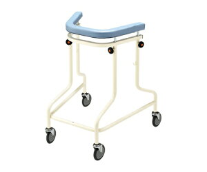 らくらくあるくん(R)(ネスティング歩行器) ブルー Rkun-SBL 1個