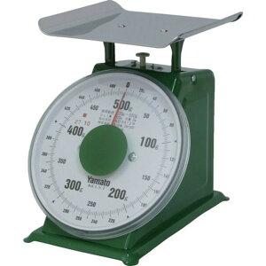 ヤマト 中型上皿はかり YSM−500(500g) 1台