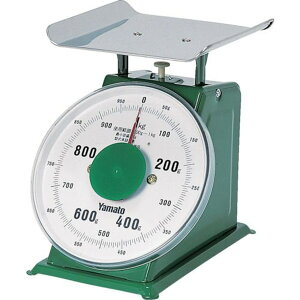 ヤマト 中型上皿はかり YSM−1(1kg) 1台