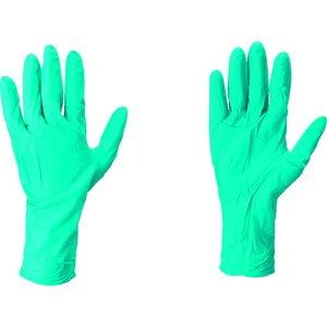 アンセル ニトリルゴム使い捨て手袋 タッチエヌタフ 92−605 Lサイズ (100枚入) 1箱 (92-605-9)