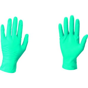 アンセル ニトリルゴム使い捨て手袋 マイクロフレックス 93−850 XLサイズ (100枚入) 1箱 (93-850-10)