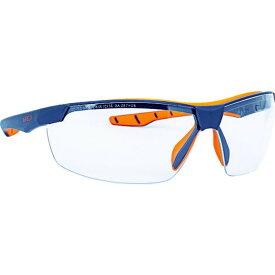 INFIELD セーフティグラス FLEXOR PLUS ダークグレー/オレンジ 1個