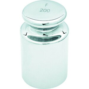 TRUSCO OIML 円筒分銅F2級 200g 1台