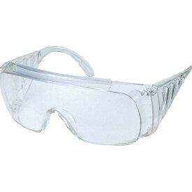 TRUSCO 一眼型サイド付セーフティグラス 透明 1個