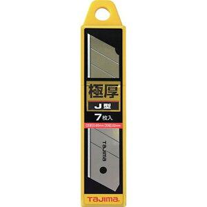 タジマ 電工カッター替刃J型 7枚入 1PK