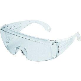 TRUSCO 一眼型セーフティグラス 上ひさしサイド付 透明 1個