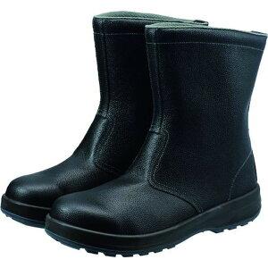 シモン 安全靴 半長靴 SS44黒 29.0cm 1足