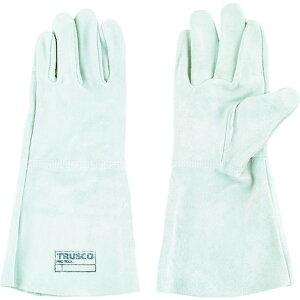 TRUSCO 溶接用5本指革手袋 1双 (TYK-T5)