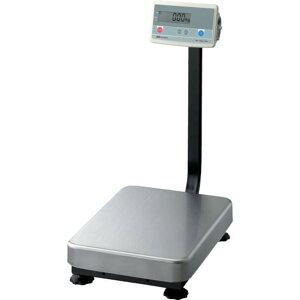 A&D デジタル台はかりポール付き計量皿寸法390×530mm 1台 (FG60KAL)