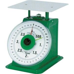 ヤマト 置き針付上皿はかり JSDX−4(4kg) 1台
