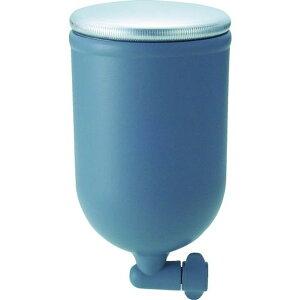TRUSCO 塗料カップ 重力式用 容量0.4L フッ素コートタイプ 1個